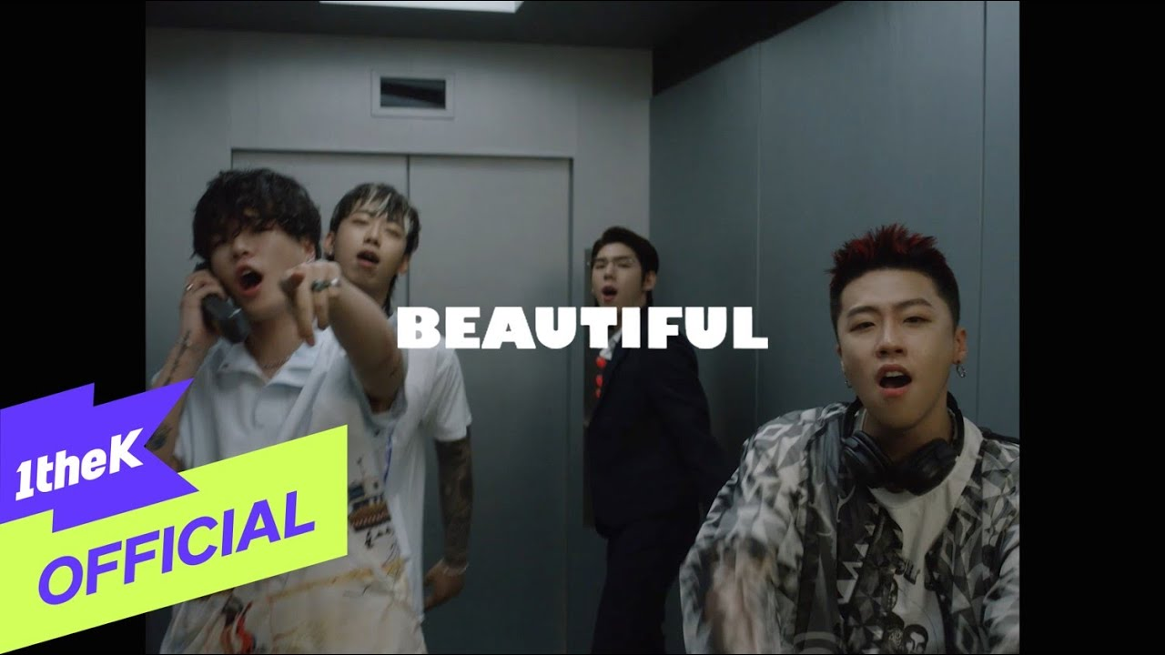 [MV] JUNE(준) _ Beautiful (Feat. Gaho, Moti, Jung Jin Woo(정진우))