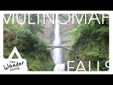 OREGON: HIKING MULTNOMAH FALLS | Steps to Wander