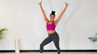 10-Minute Feel-Good Cardio Workout and Meditation to Say Goodbye to Stress
