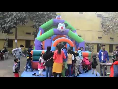Balmela in Ramamurti Harswroop saraswati balika vidhya mandir inter college khurja