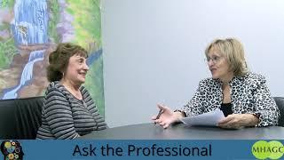 MHAGC   Ask the Professional   Ann Richman