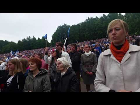 Song Festival in Estonia 2017