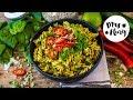Vegane One-Pot Pasta mit Kokosmilch & Spinat   10 Min. Rezept