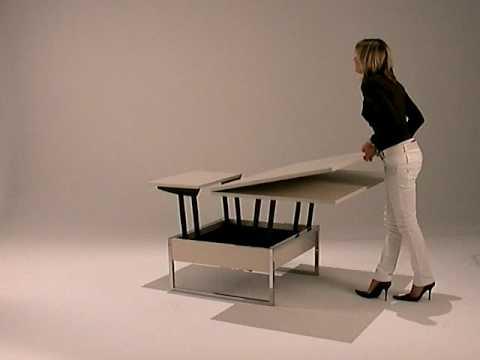 Arredamento tavoli pieghevoli e allungabili.  www.worldcasa.it Compra on line - YouTube