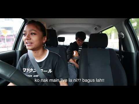 GRAB DRIVER NI, SUARA SEBIJI MACAM PENYANYI ORIGINAL !!!