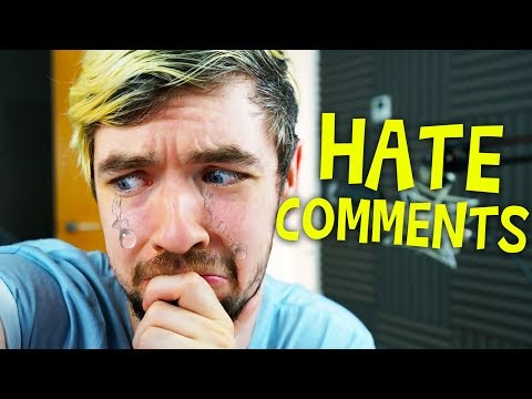 YOU ARE A **** | Hate Comments