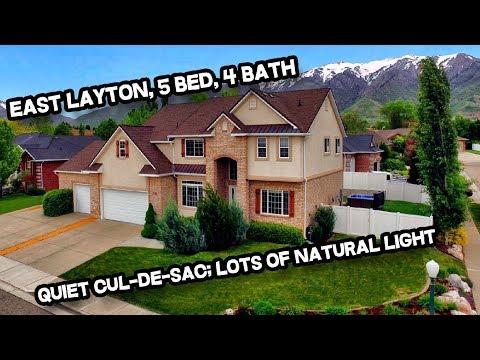 east-layton-utah-home-for-sale,-natural-light,-open-concept-floor-plan-(real-estate)