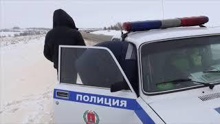 Авария на камышинской трассе под Волгоградом 4.03.2018 г.