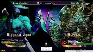 Season 3 Group Sets: EctopicILLusion (Shadow Jago/Cinder) vs. ZergKiller (Aganos)