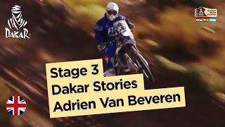 Stage 3 - Dakar Stories: Adrien Van Beveren - Dakar 2017
