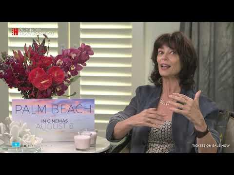 Palm Beach - Bryan Brown & Rachel Ward Interview