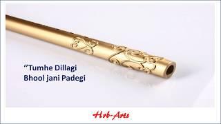 Tumhe Dillagi flute