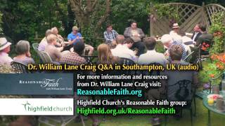 William Lane Craig Q&A | Highfield Church | United Kingdom 2014