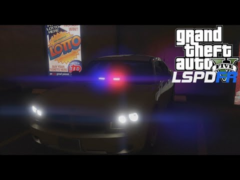 GTA 5 LSPDFR - FBI Action!!! [86]