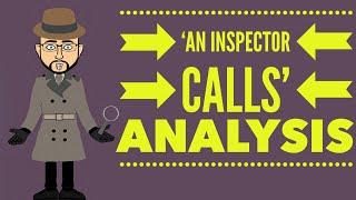 39;An Inspector Calls39; Top Set Analysis