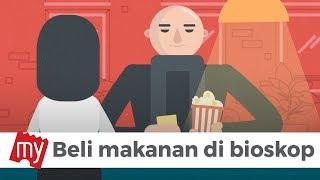 Download Video Pesan Makan & Minum Tanpa Ribet di BookMyShow Indonesia MP3 3GP MP4