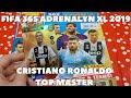 RONALDO TOP MASTER Adrenalyn XL 2019 Strike It Magazine Special