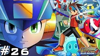 Mega Man Battle Network 4: Blue Moon - Part 26: Labyrinth