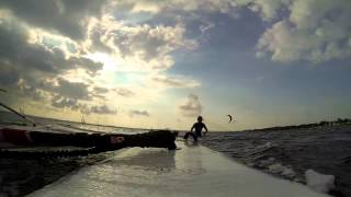 Windsurfing – Półwysep Helski video