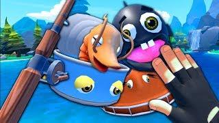 FISH LOBOTOMY - Crazy Fishing (VR)