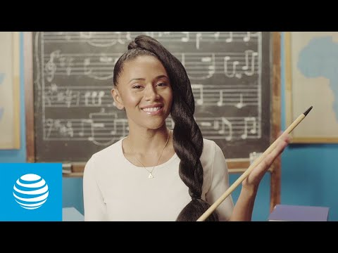 AT&T 28 Days Presents a new kind of history lesson with History by Us | AT&T