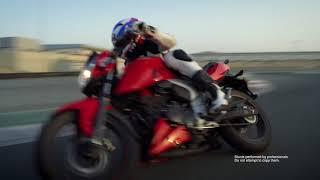 TVS Apache RTR 160 4V - It's a race machine