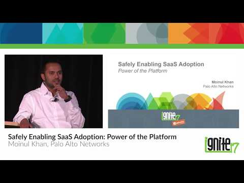Rethink Security for SaaS – Power of the Platform