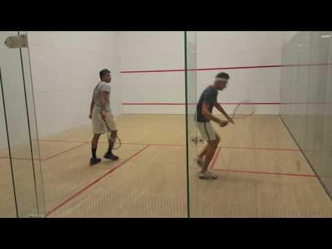 International masters squash 2016