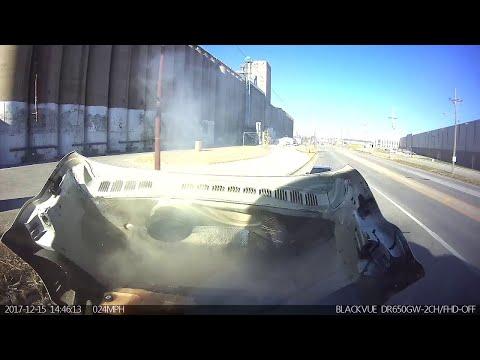 U-Turn Wreck     ViralHog