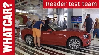 Fiat 124 Spider reader review | What Car?