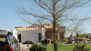 Tornado Damage - Kirksville, Missouri - May 13,2009
