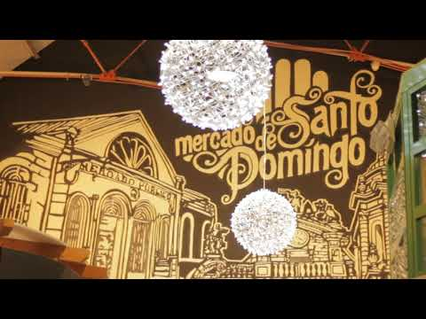 Navidad 2017 en el Mercado de Santo Domingo