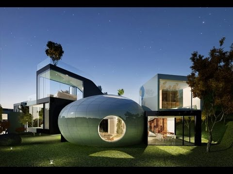 Cocoon House by Planning Korea
