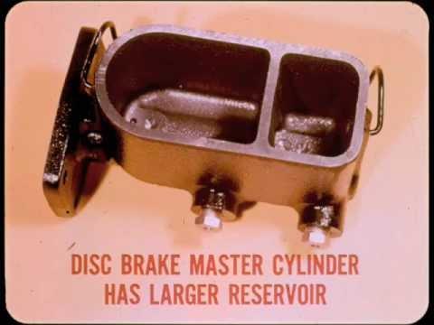 Chrysler Master Tech - 1970, Volume 70-9 Brake Hydraulics