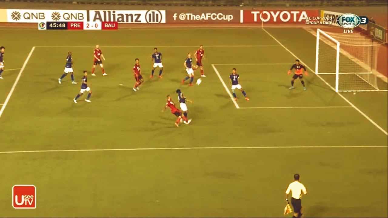 Svay Rieng vs Bali United 2 - 1 Highlight Goal AFC CUP ...