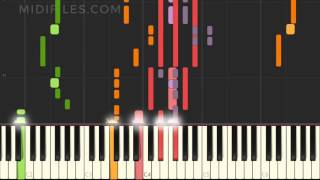 Strip That Down / Liam Payne ft. Quavo (MIDI Karaoke instrumental version tutorial)