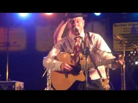 Gene Gambler & The Shufflers  - Red Hot  ROCKIN' GONE PARTY 2015
