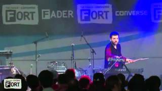 "Teengirl Fantasy, ""Cheaters"" Live at the FADER FORT Presented by Converse"