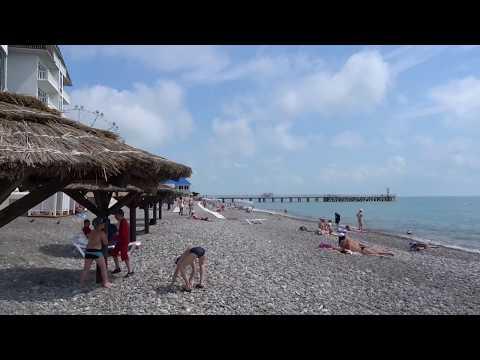 Погода в Адлере в июне / Отзывы туристов об отдыхе и погоде