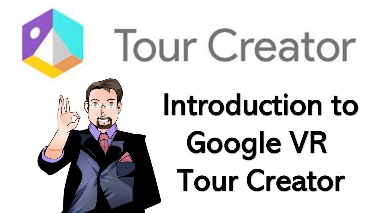 Intro to Google Tour Creator