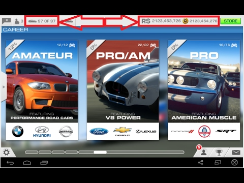 HOW TO HACK REAL RACING 3 MOST EASY METHOD