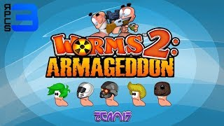 Worms 2: Armageddon - RPCS3 TEST (Playable)