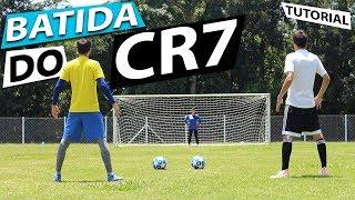 APRENDA A BATIDA DO CR7 - IGOR DEFENDEU TUDO! (Lances efetivos de futebol) {BZK}