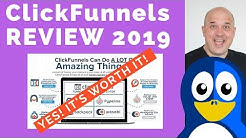 ClickFunnels Review 2019 | Click Funnels Tutorial | ClickFunnels Review