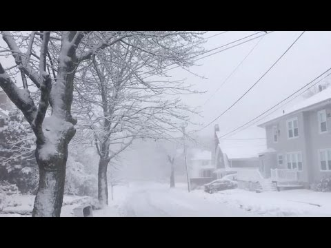 50 million in Northeast inundated by winter storm