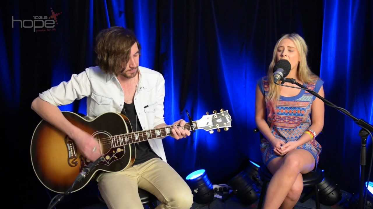 Download Brittany Cairns - Like An Avalanche Live at the Hope 103.2 Studios