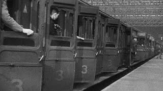 Newspaper Train (1942) | Railways on Film