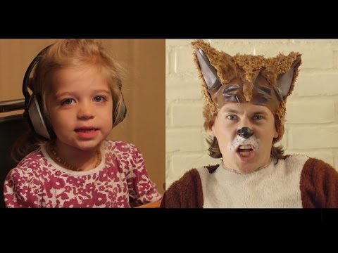 My Girl Sings - What Does the Fox Say - Ylvis