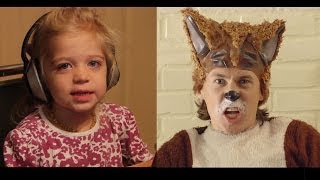 Repeat youtube video My Girl Sings - What Does the Fox Say - Ylvis