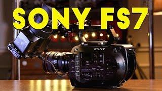 Sony Fs7 Vs. Canon C300